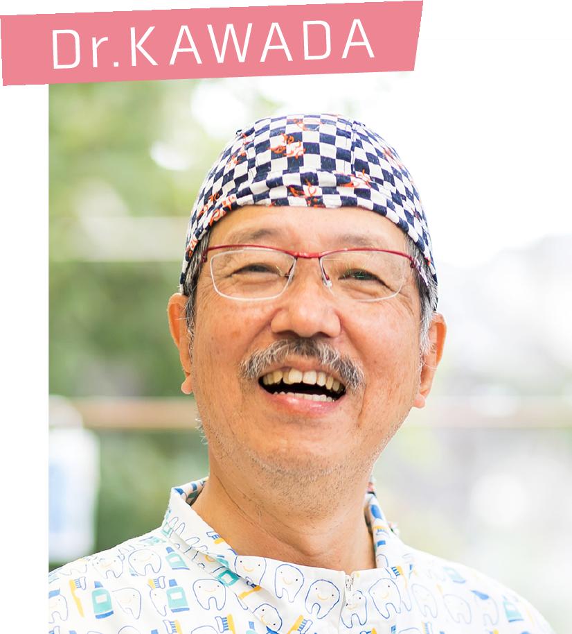 Dr.KAWADA